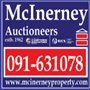 McInerney Auctioneers Logo