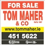 Tom Maher & Co Ltd Logo
