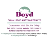 Donal Boyd Auctioneers Ltd