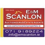 E & M Scanlon Auctioneers & Estate Agents