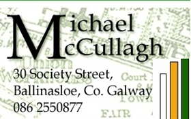Michael McCullagh