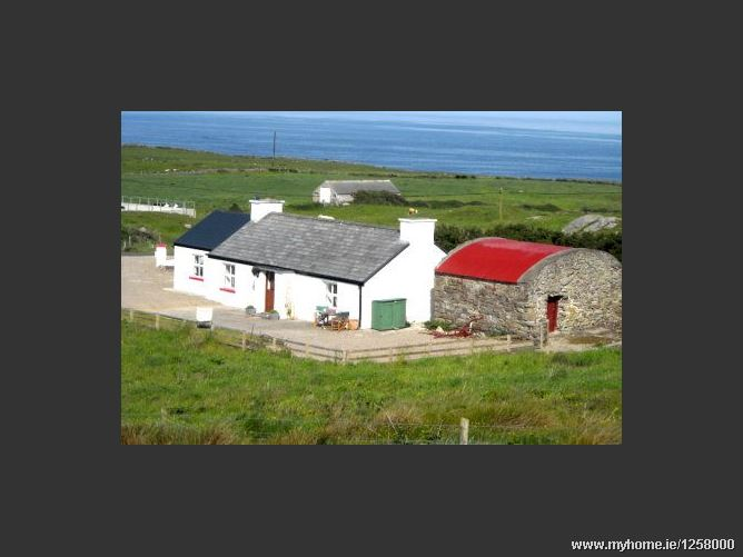 Ned's Cottage - Fanad, Donegal