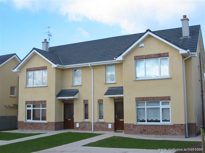 Type B, (4 Bed Semi-Detached), Shanowen, Rathcormac, Co. Cork