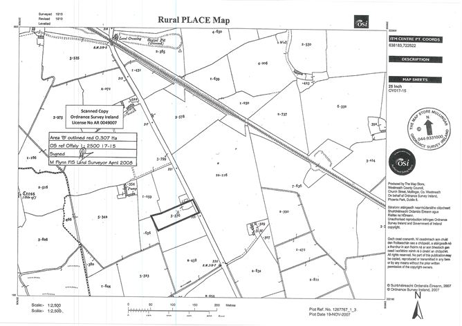 Main image for C. 0.75 Acre Site at The Meelaghans, Tullamore, Offaly