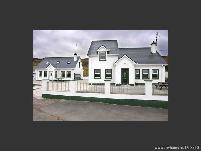 Dooey Heights Cottages - Lettermacaward, Donegal