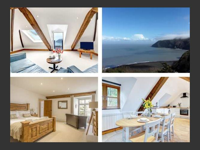 Main image for The Penthouse Lynmouth Bay, LYNTON, United Kingdom