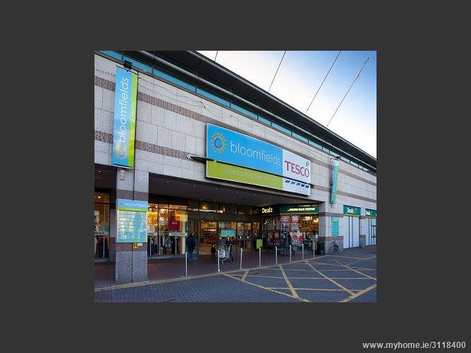 Bloomfields Shopping Centre, Dun Laoghaire, Dublin