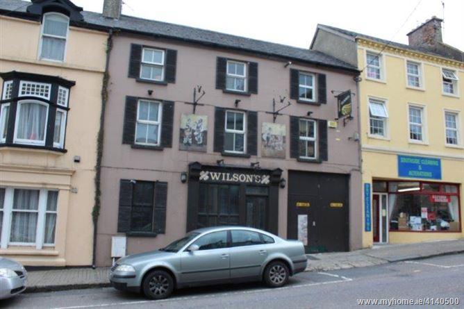 Formerly Wilsons Pub, Chapel Street, Charleville, Cork