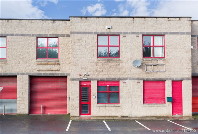 Unit 8, Knockmitten Lane Business Park, Western Industrail Estate, Fox & Geese, Ballymount, Dublin 12
