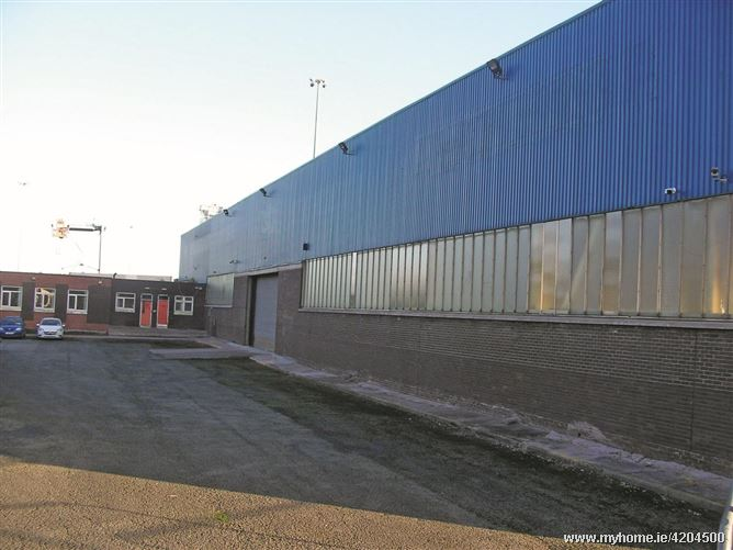Warehouse/Logistics Premises, Tivoli Docks Industrial Estate, Cork