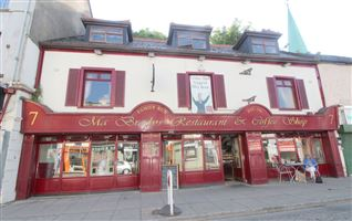 """Ma Bradys"" Restaurant & Coffee Shop, 7 Church St, Dundalk, Louth"