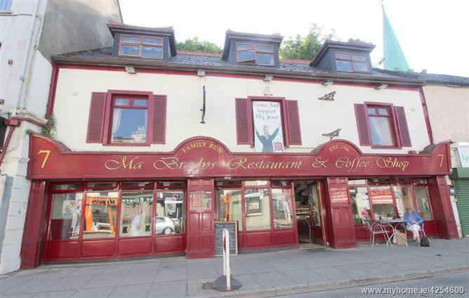 """Ma Bradys"" Restaurant & Coffee Shop, 7 Church St, Dundalk, Louth"