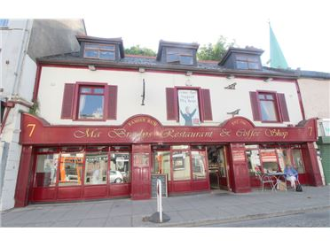 "Main image of ""Ma Bradys"" Restaurant & Coffee Shop, 7 Church St, Dundalk, Louth"
