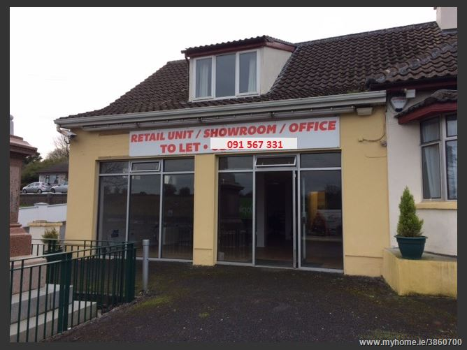 "Photo of Former ""Leader's"" Store, Tuam Road, Castlegar, Galway City"