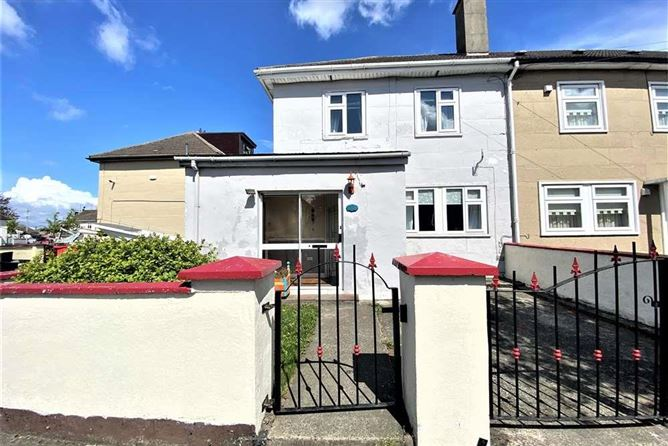 32 Captains Avenue, Crumlin, Dublin 12
