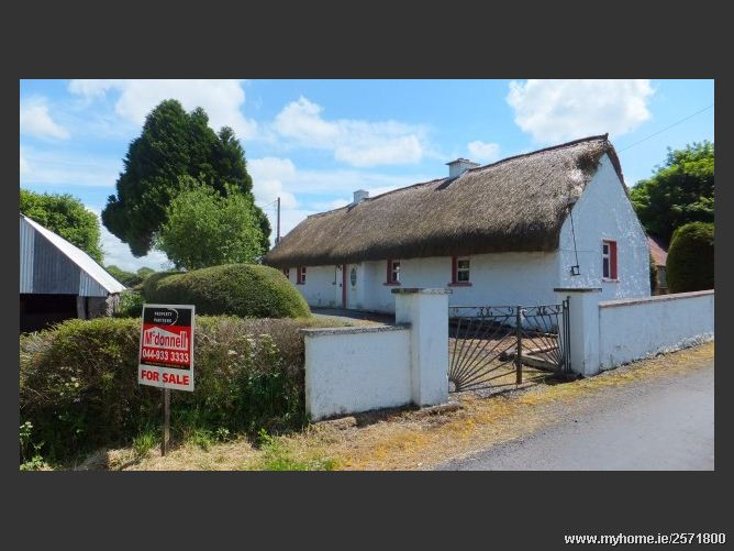 Thatched Cottage,Milltownpass,Co. Westmeath
