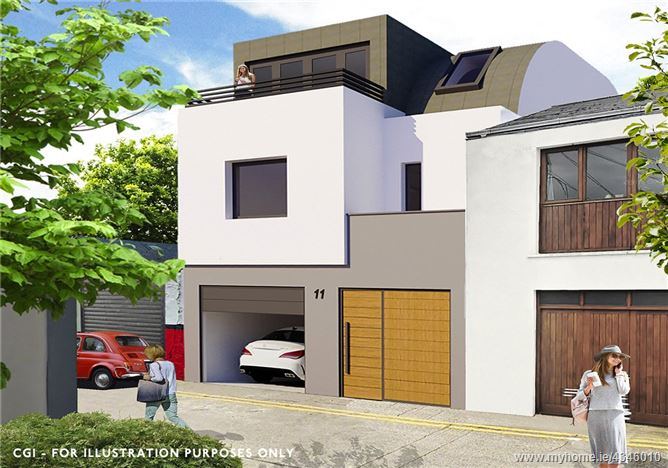 Main image for Mews to the Rear of 11 Mount Pleasant Avenue, Ranelagh, Dublin 6