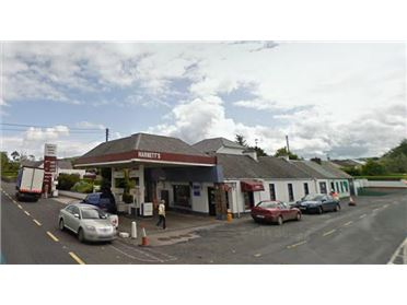Photo of Harnett's Service Station, Devon Road Cross, Templeglantine, Limerick