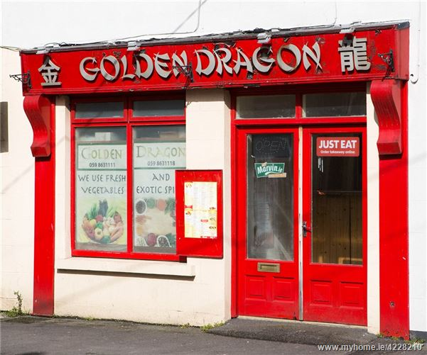 Chinese Take  Away, Nelson Street, Athy, Co. Kildare