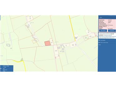 Main image for C. 0.59 Acre Site with Full P.P. at Ross, Screggan, Tullamore, Offaly