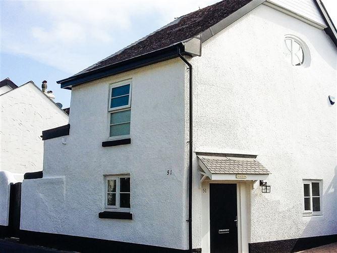 Main image for Topcliff Cottage,Shaldon, Devon, United Kingdom