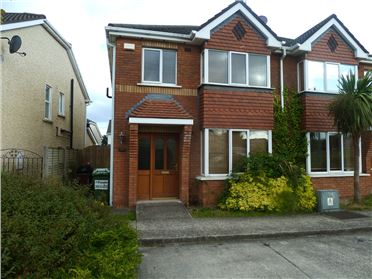 19 Mount Rochford Avenue, Balbriggan, County Dublin