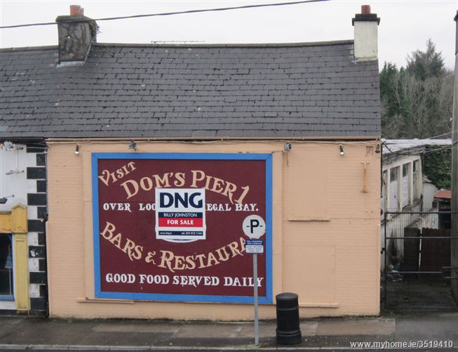 Upper Main Street, Donegal Town, Donegal