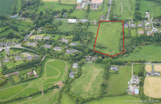 Residential Development Site, On C. 6.35 Acres/ 2.57 Ha., Zoned RV, Church Road, Rowlestown, Swords, County Dublin