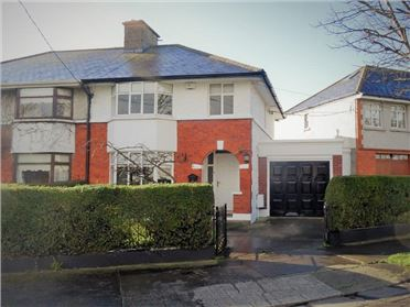 Main image of 8 Falcarragh Road, Gaeltacht Park, Whitehall, Dublin 9