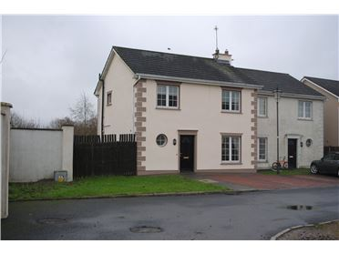 29 Ayrhill Court, Roscrea, Co Tipperary
