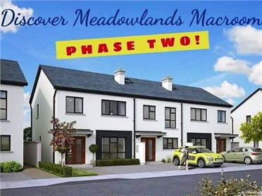 Photo of House Type C1, The Gearagh Meadowlands, Macroom, Cork