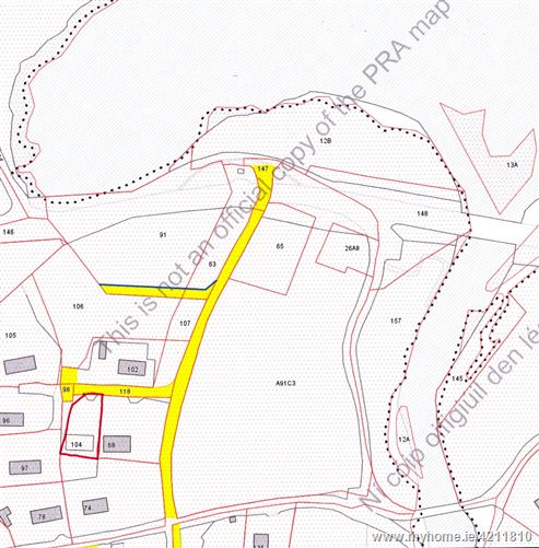 Ref 653 - Site at Carhan Lower, Caherciveen, Kerry