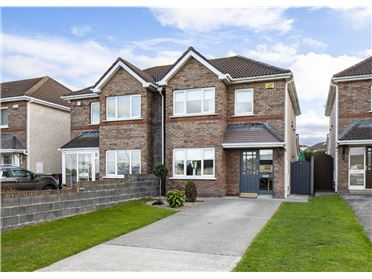 Main image of 38 Bunbury Gate Avenue, Swords, County Dublin