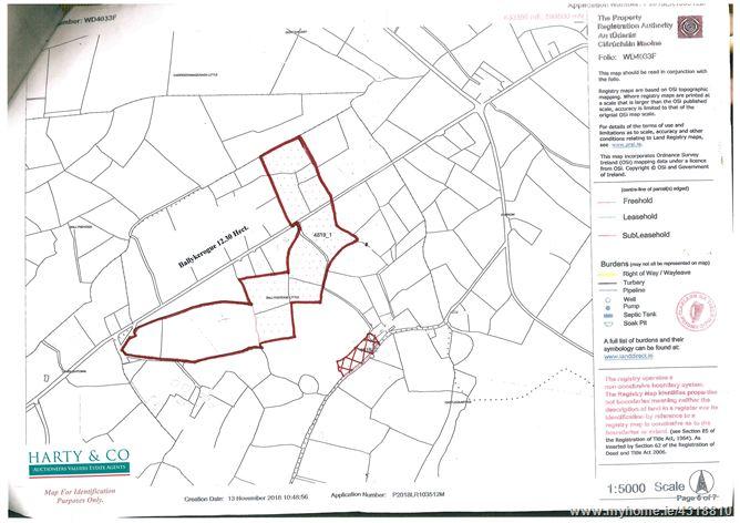 Main image for Stradbally / Leamybrien Area, Stradbally, Waterford