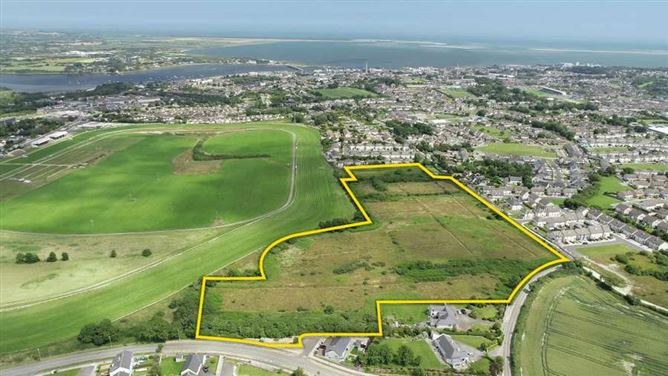 Main image for 6.3 ha (15.57 ac), of Residential Development Land with F.P.P, Lands at Coolcots Lane, Co.Wexford