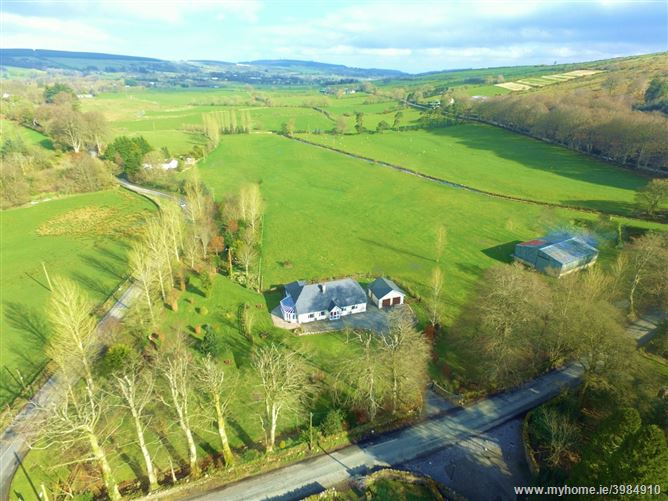 Riverside Lodge on c. 11 Acres OR c. 18 Acres, Manor Kilbride, Blessington, Wicklow