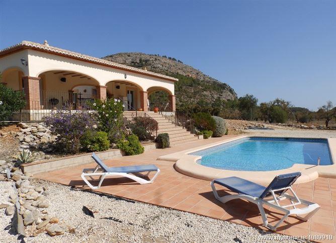 Main image for Murla, Costa Blanca North, Spain