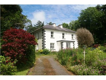 Cregg House, Cregg, Oughterard, Co. Galway
