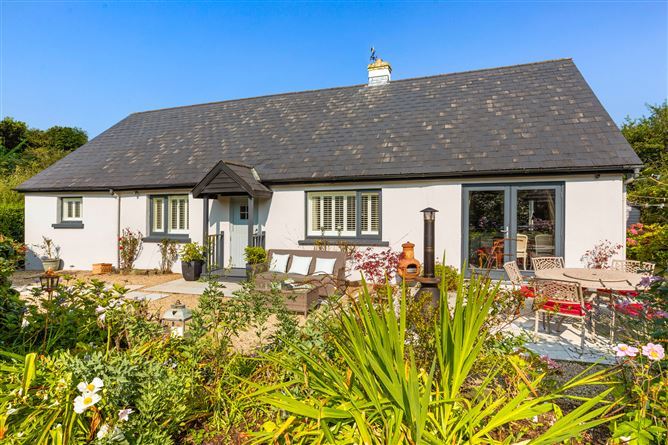 Main image for Rose Cottage, Rocky Valley, Kilmacanogue, Wicklow