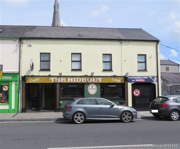 "Photo of ""The Hideout"", Harbour Street, Tullamore, Offaly"