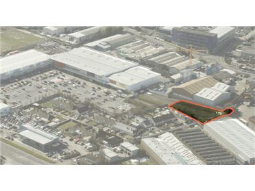 Photo of Site at Belgard Retail Park, Dublin 24