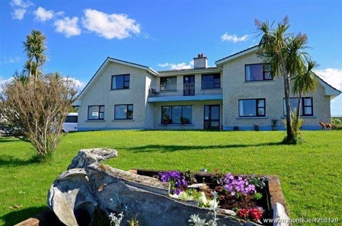 Main image for Hazelbrook House, Cleggan, Co. Galway