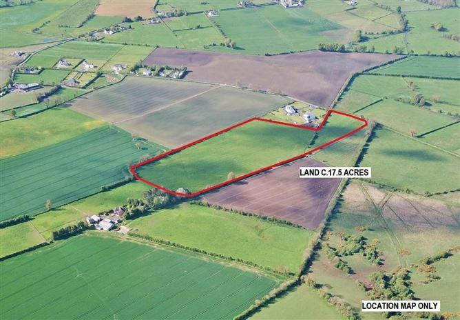 Main image for Land c.17.5 acres/7.1 HA., Rahoonbeak, Colbinstown, Kilcullen, Kildare