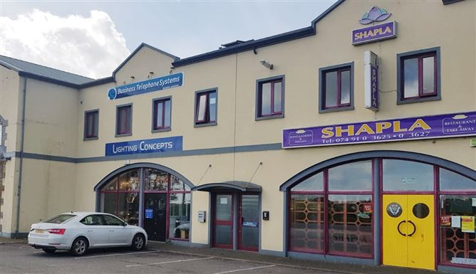 Unit 5 First Floor, Port Road, Starlight Business Park, Letterkenny, Donegal