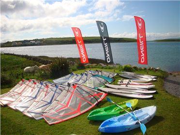Main image of Rusheen Bay Windsurfing, Barna Road, Knocknacarra, Galway City