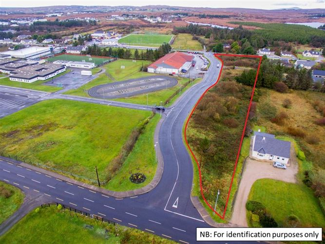 Main image for Site at Carnmore Road, Dungloe, Co. Donegal