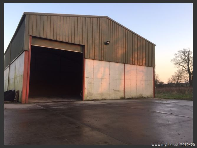 BC210, Storage Sheds, Balrothery,   County Dublin
