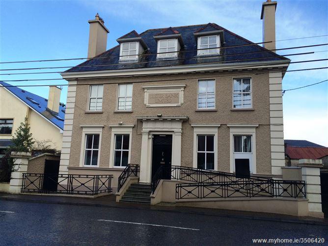 Former Ulster Bank, Church Street, Glenamaddy, Galway