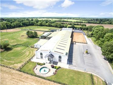 Photo of Thornton Park Equestrian Centre, Kilsallaghan, Swords