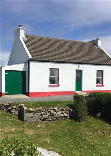 Main image for Little White Cottage - Dungloe, Donegal